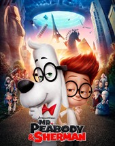 As Aventuras de Peabody e Sherman 3D